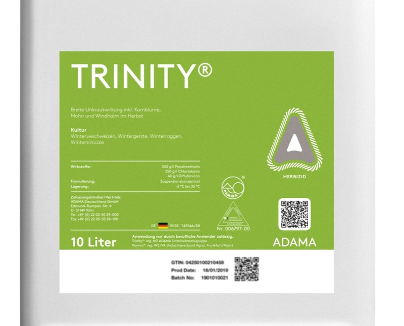 Probleme bei der Anwendung von Trinity